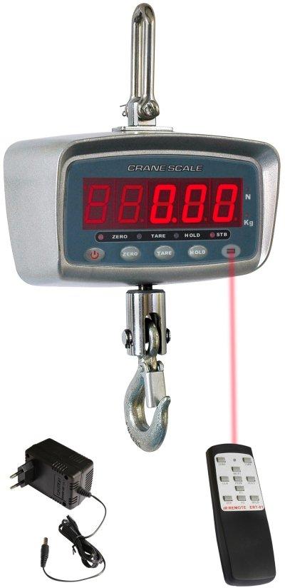 100kg Capacity Model PHS100-HD Pesola Heavy-Duty Hanging Scale