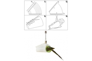 Bird weighing cone (bag of 5 pcs)